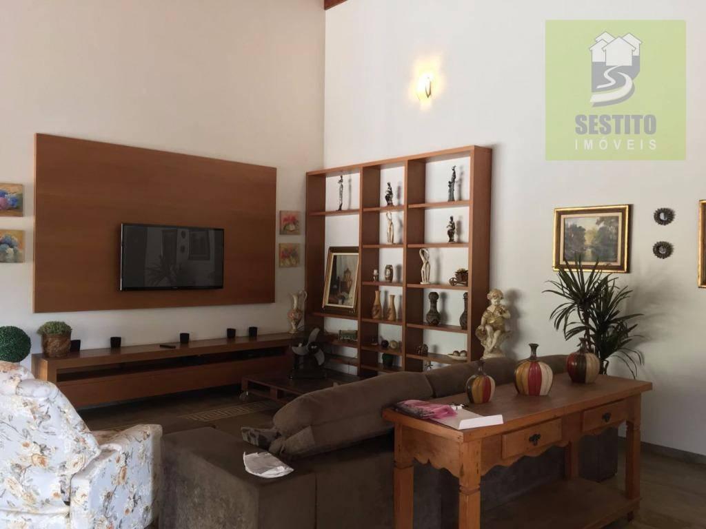 Chácara residencial à venda, Loteamento Morada dos Executivos, Catanduva.