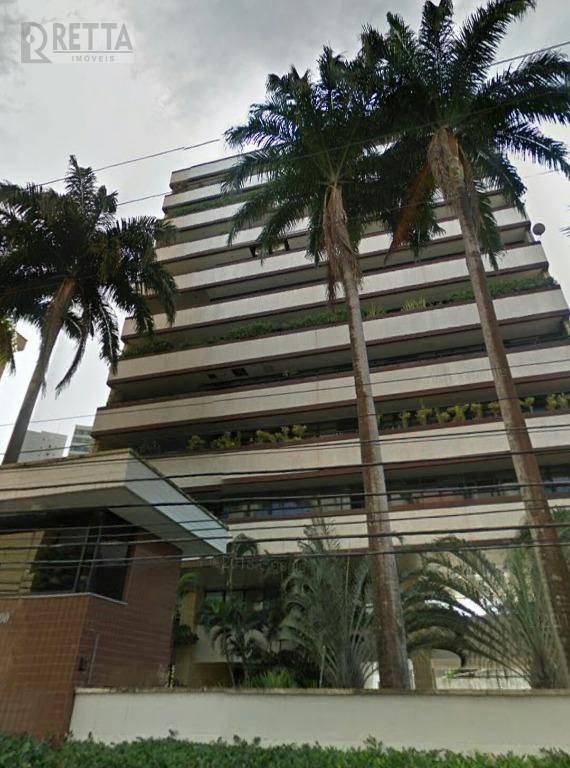 Apartamento com 4 dormitórios à venda, 300 m² por R$ 900.000,00 - Aldeota - Fortaleza/CE