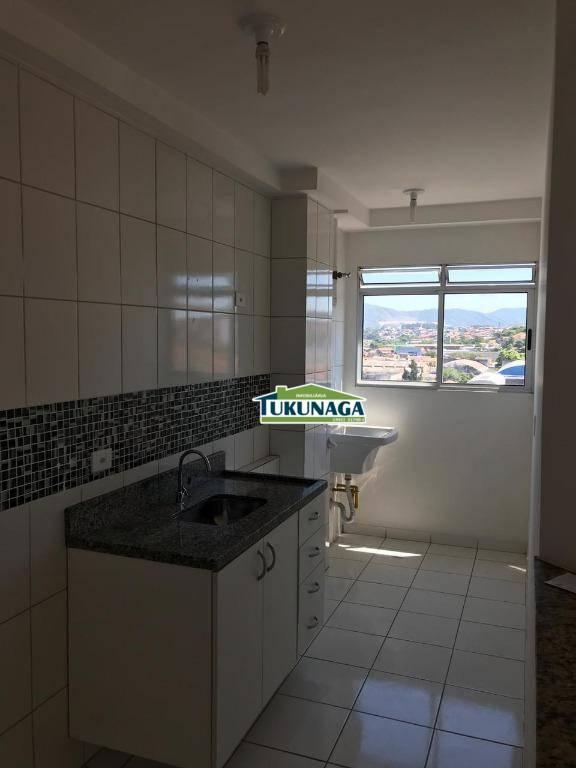Apartamento 2 dormitórios, 52 m² - Vila Galvão - Guarulhos/SP