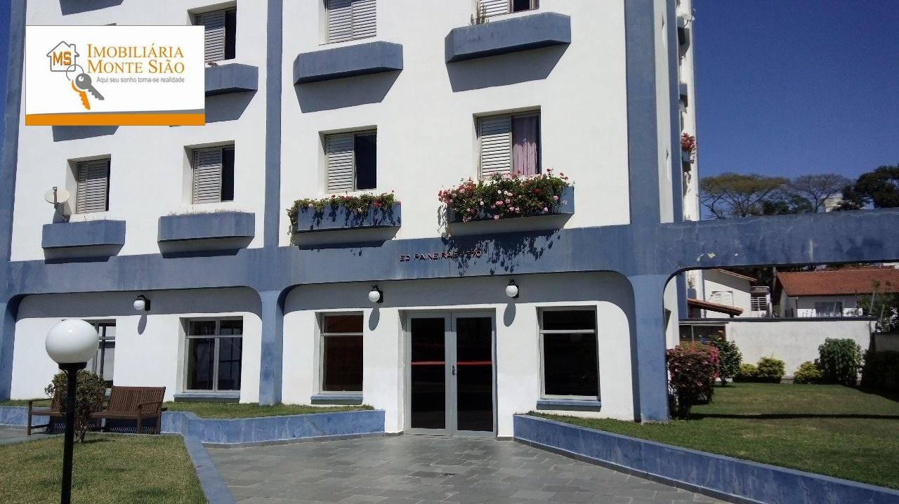 Apartamento com 2 dormitórios, 74 m² - Vila Milton - Guarulhos/SP