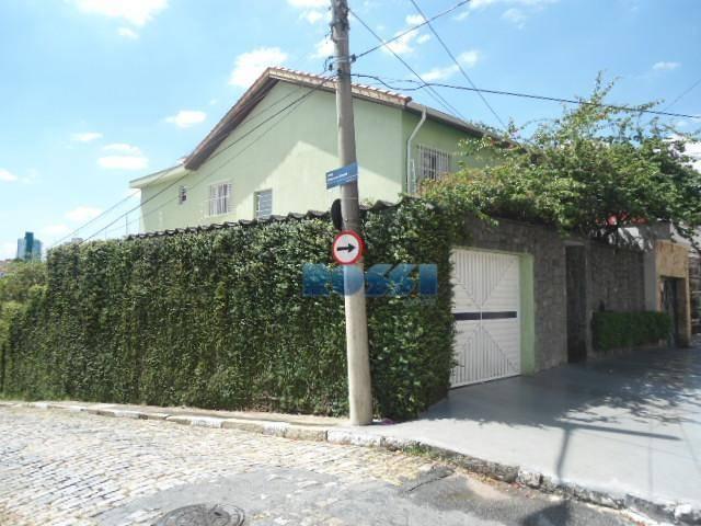 Sobrado residencial para venda e locação, Mooca, São Paul