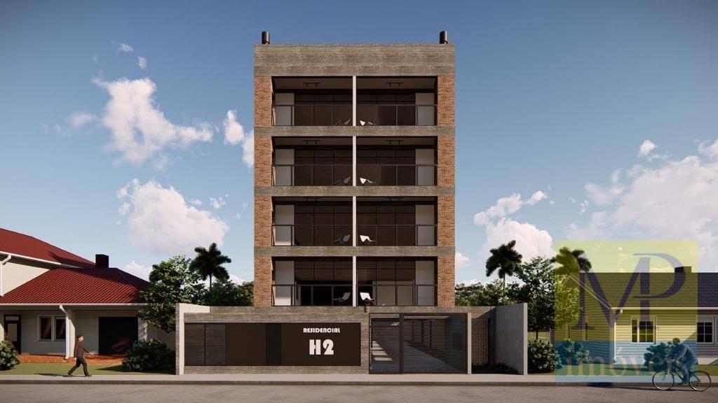 Apartamentos à venda a partir de R$ 280.000 - Centro - Balneário Piçarras/SC