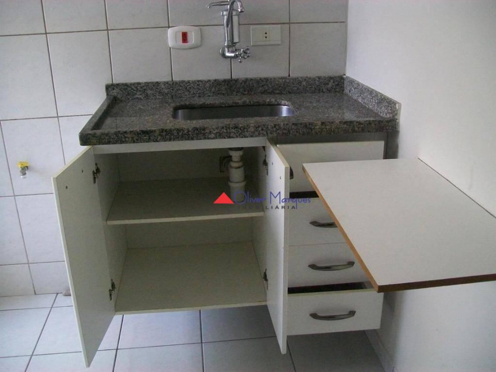 Apartamento com 2 dormitórios à venda, 50 m² por R$ 195.000,00 - Jardim Paulista - Carapicuíba/SP