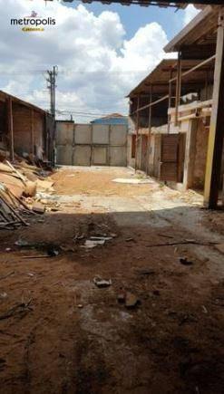 Terreno para alugar, 640 m² por R$ 4.000/mês - Boa Vista - São Caetano do Sul/SP
