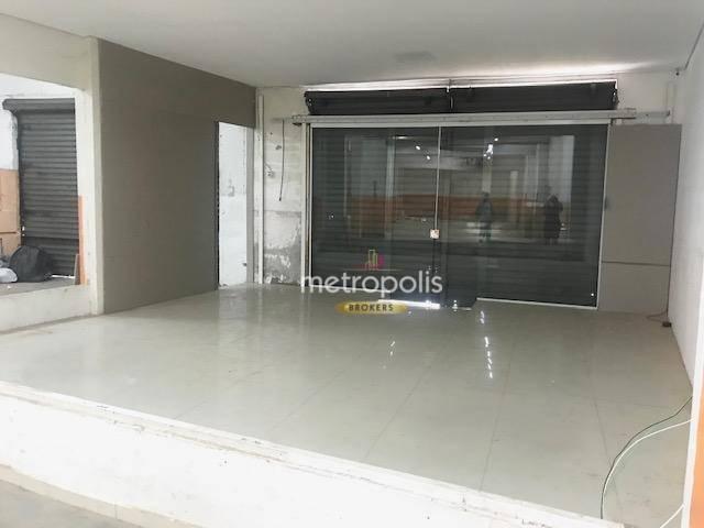 Galpão para alugar, 440 m² por R$ 7.000,00/mês - Cerâmica - São Caetano do Sul/SP