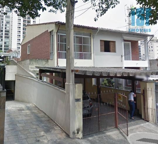 Sobrado residencial à venda, Vila Olímpia, São Paulo - SO286