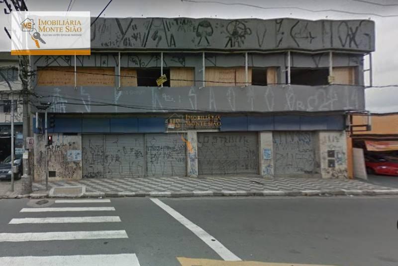 Prédio Comercial à venda, Vila Flórida, Guarulhos - .