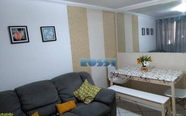 Sobrado com 2 dormitórios à venda, 64 m² por R$ 240.000 - Itaquera - São Paulo/SP