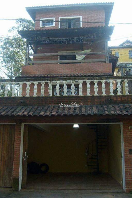 Sobrado residencial à venda, Mairiporã, Mairiporã.