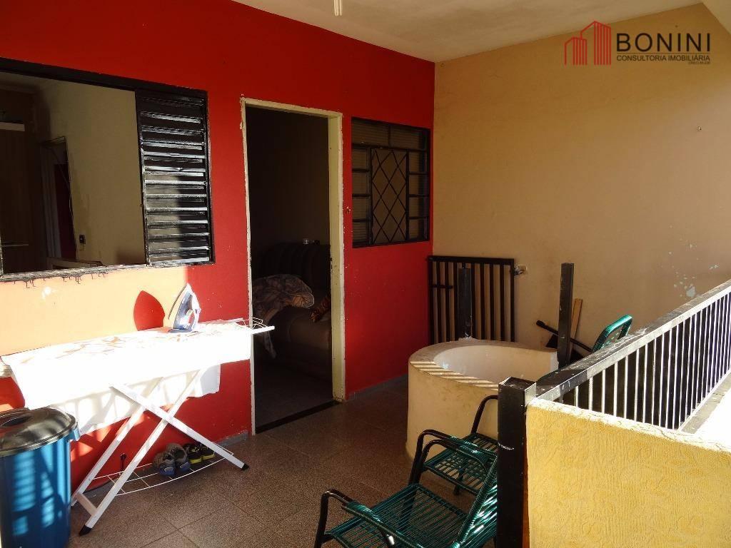 Casa 4 Dorm, Jardim Esmeralda, Santa Barbara D'Oeste (CA0258) - Foto 15
