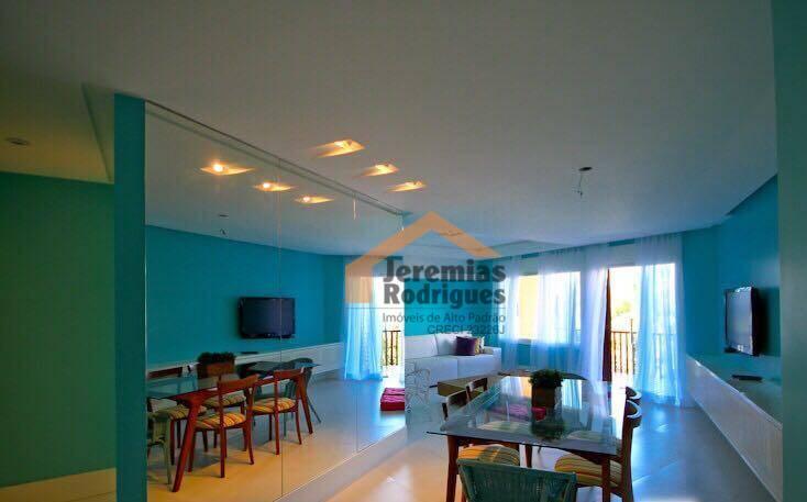 Apartamento residencial à venda no Condomínio Costa Verde Ta