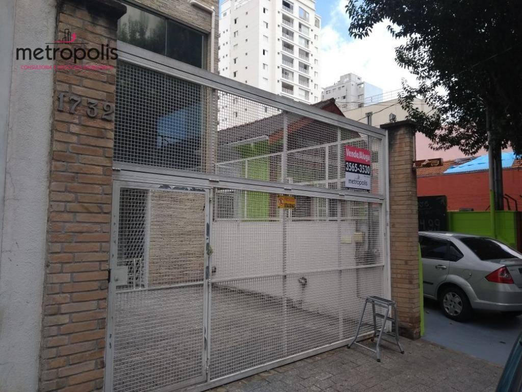 Prédio para alugar, 269 m² por R$ 7.000,00/mês - Santa Paula - São Caetano do Sul/SP