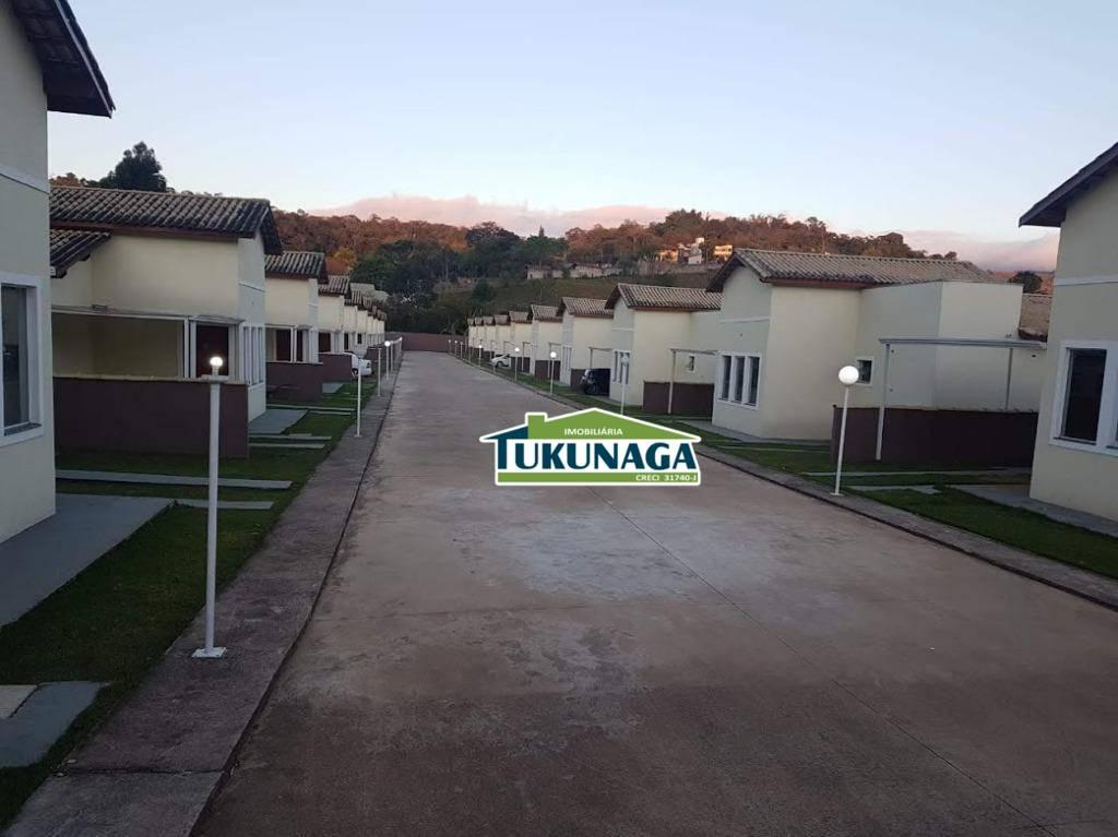 Casa com 3 dormitórios à venda, 150 m² por R$ 400.000 - Jardim Estância Brasil - Atibaia/SP