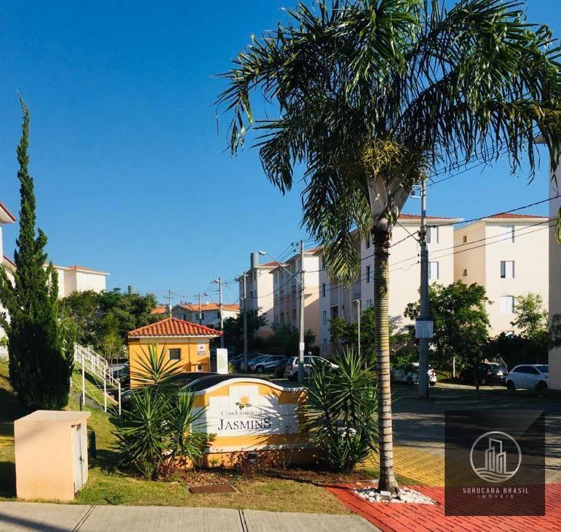 Sobrado com 2 dormitórios à venda, 78 m² por R$ 280.000,00 - Condomínio Villa Flora - Votorantim/SP