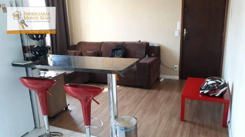 Apartamento Residencial à venda, Vila Zamataro, Guarulhos - .