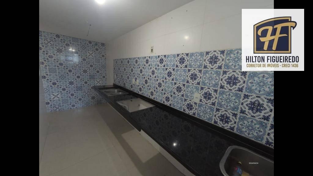 Apartamento com 3 dormitórios à venda, 87 m² por R$ 270.000 - Portal do Sol - João Pessoa/PB