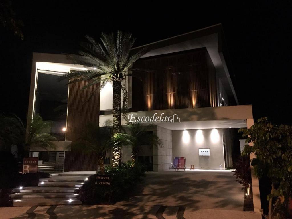 Casa com 6 dormitórios à venda, 510 m² por R$ 9.500.000 - Loteamento Riviera de São Lourenço - Bertioga/SP