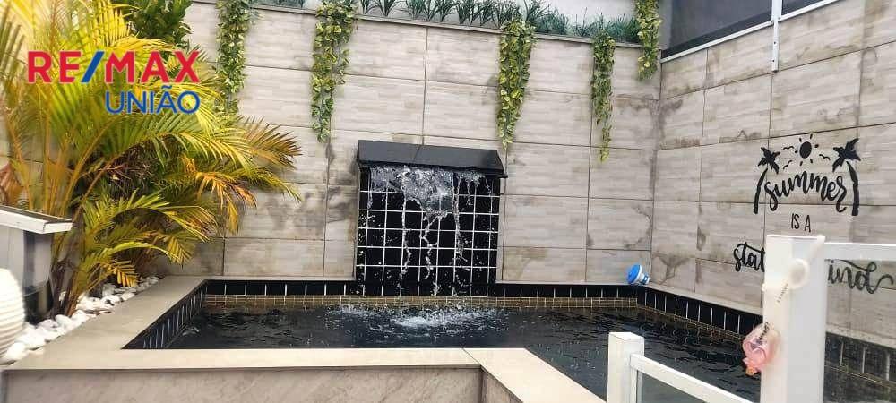Casa com piscina à venda, 90 m² por R$ 450.000 - Cidade Intercap - Taboão da Serra/SP