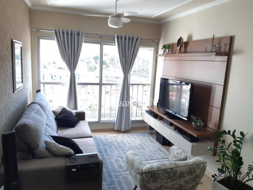 Apartamento à venda, 100 m² por R$ 550.000,00 - Vila Helena - Jundiaí/SP