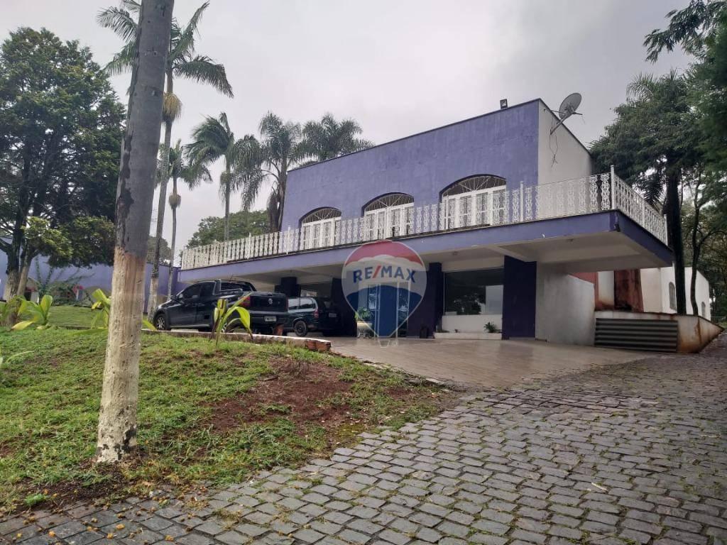 Chácara para alugar, 8 m² por R$ 10.000,00/mês - Portão - Atibaia/SP