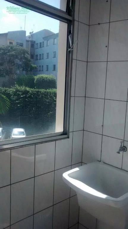 Apartamento  residencial para venda e locação, Jardim Valéri