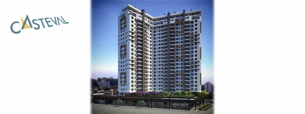 AP0107-CST, Apartamento de 3 quartos, 72 m² à venda no Cabral - Curitiba/PR