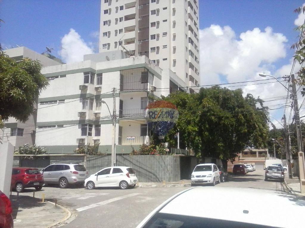 Apartamento com 3 dormitórios à venda, 106 m² por R$ 280.000 - Ilha do Retiro - Recife/PE