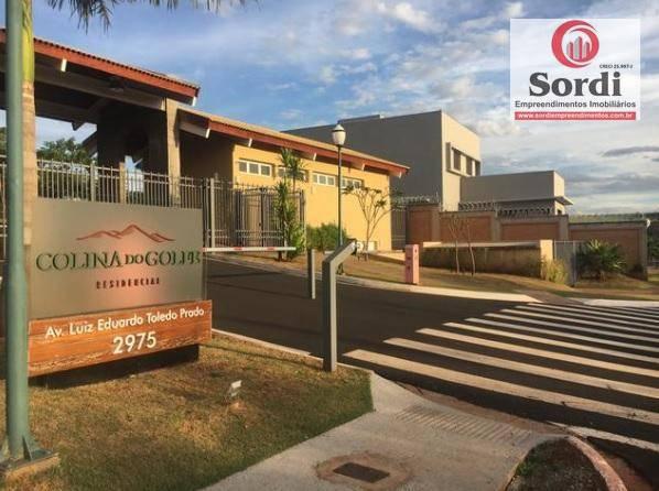 Terreno à venda, 440 m² por R$ 375.000 - Vila do Golfe - Ribeirão Preto/SP