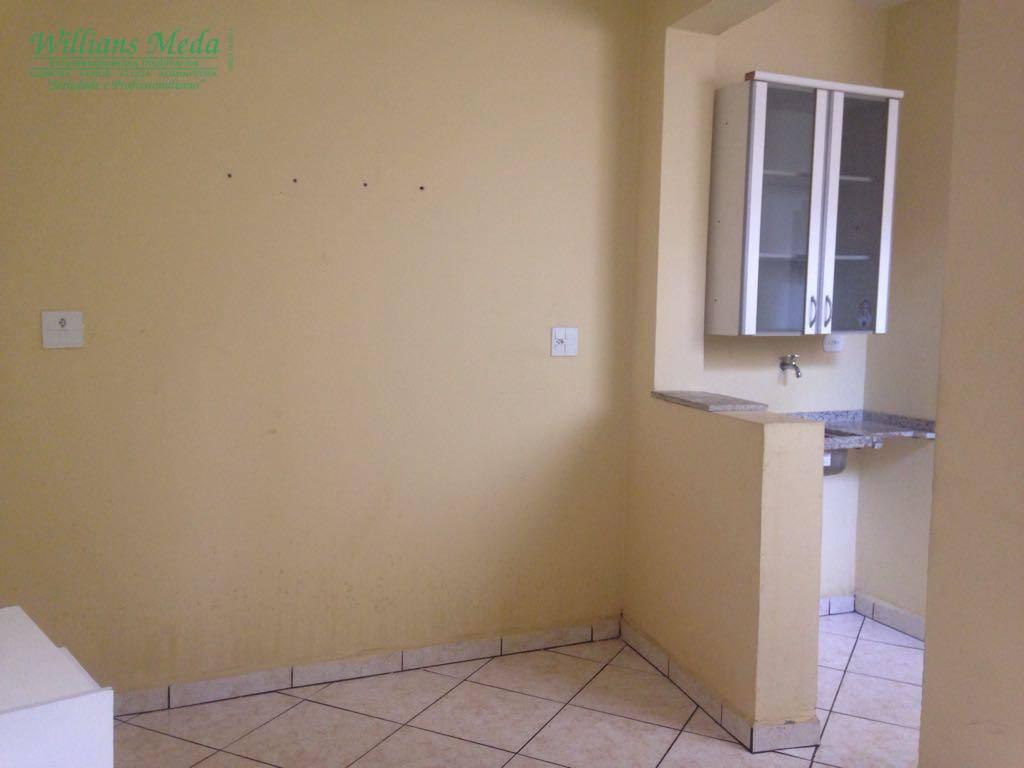 Edícula residencial para locação, Vila São Jorge, Guarulhos.