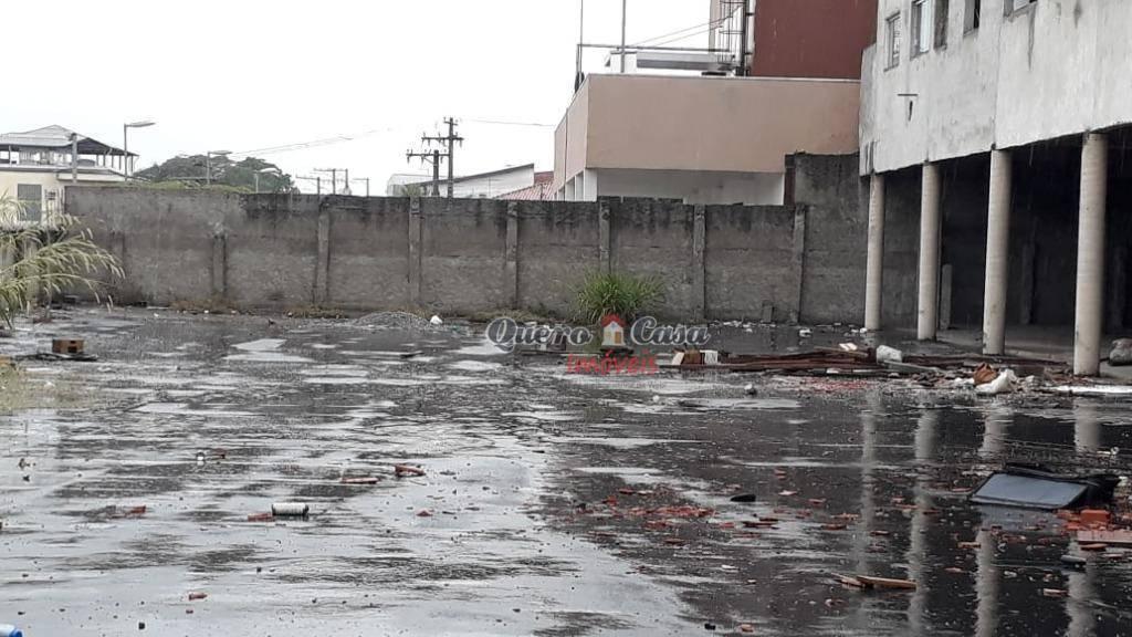 Terreno comercial para locação, Parque Industrial do Jardim
