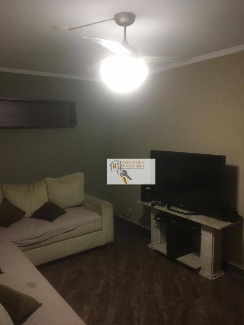 Apartamento com 3 dormitórios, 64 m² - Parque Cecap - Guarulhos/SP