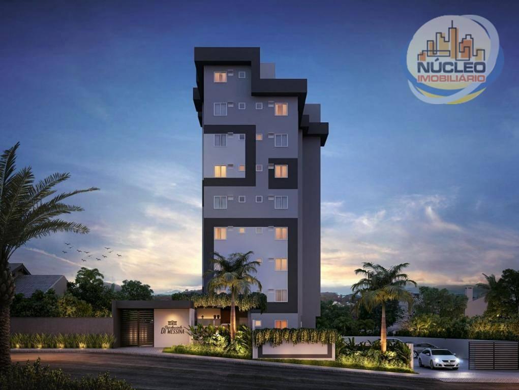Apartamento com 2 Dormitórios à venda, 48 m² por R$ 172.700,00