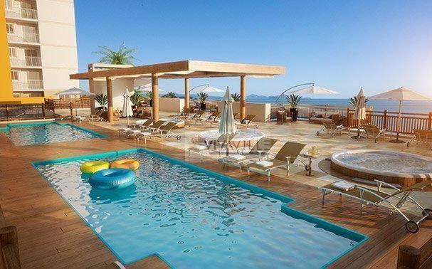 Apartamento à venda, 52 m² por R$ 300.000 - Castelo Branco - Itapema/SC