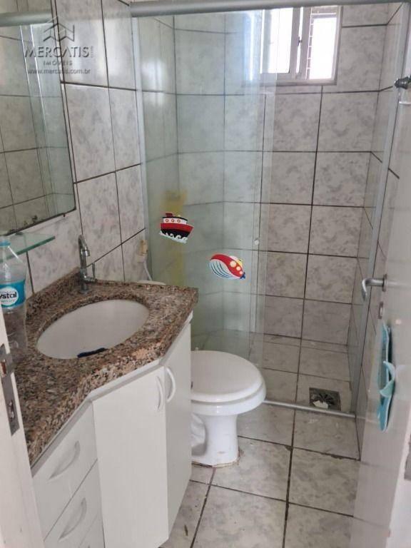 wc ou banheiro | suíte 01 | (pav. inferior)