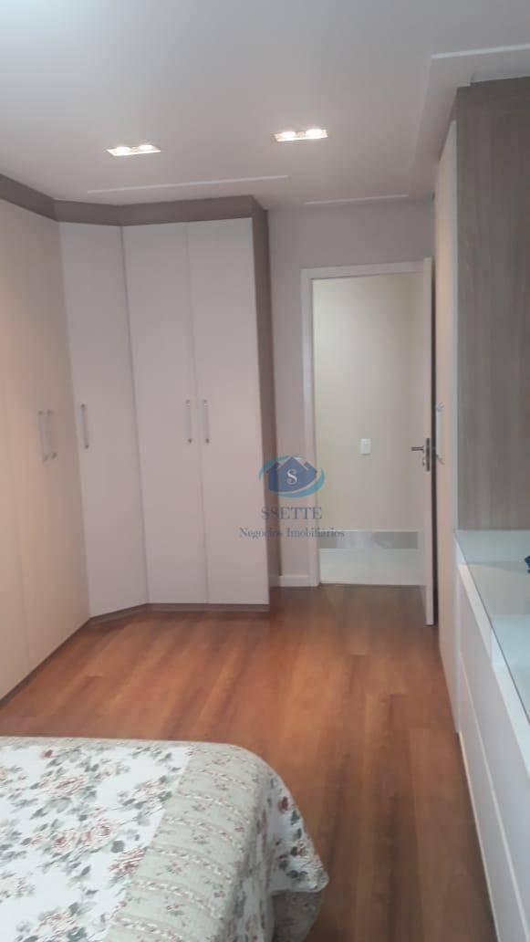 Apartamento com 3 dormitórios à venda, 155 m² por R$ 1.100.000 - Nova Petrópolis - São Bernardo do Campo/SP