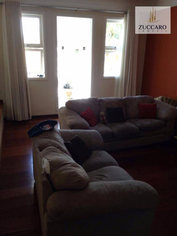 Casa de 4 dormitórios à venda em Santa Cruz, Valinhos - SP