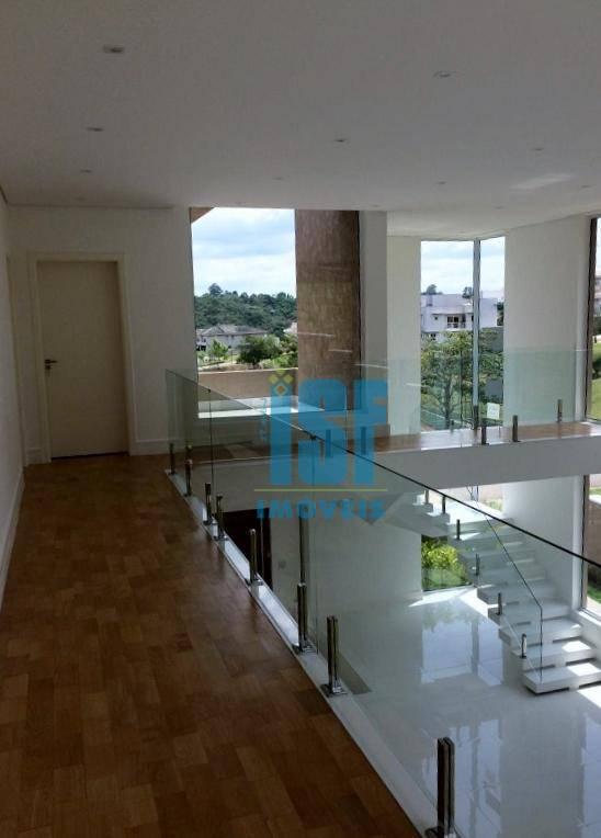 Sobrado à venda, 370 m² por R$ 2.800.000,00 - Alphaville - Santana de Parnaíba/SP