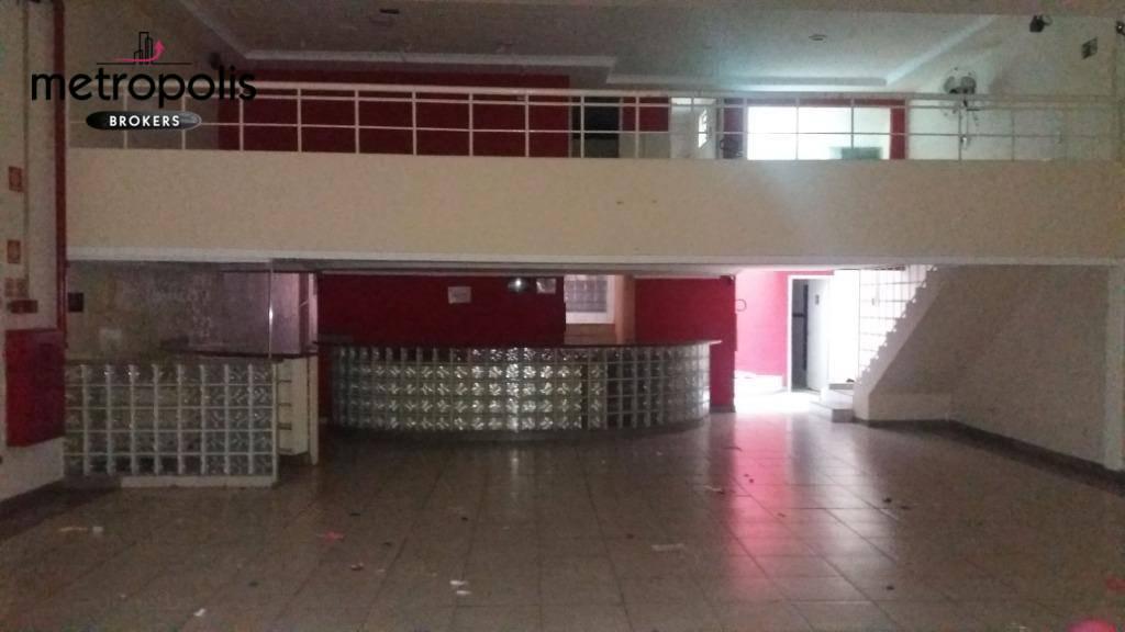 Prédio para alugar, 1400 m² por R$ 17.000,00/mês - Santa Paula - São Caetano do Sul/SP