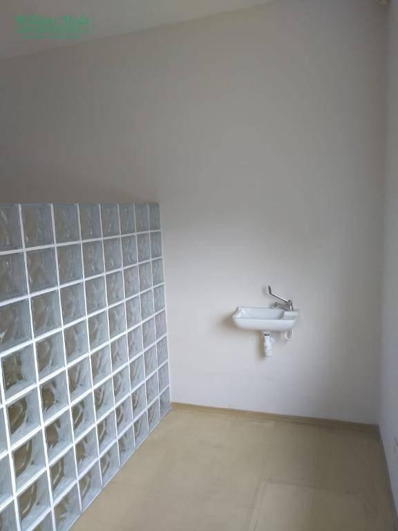 Sobrado Comercial para locação, Centro, Guarulhos - SO1436.