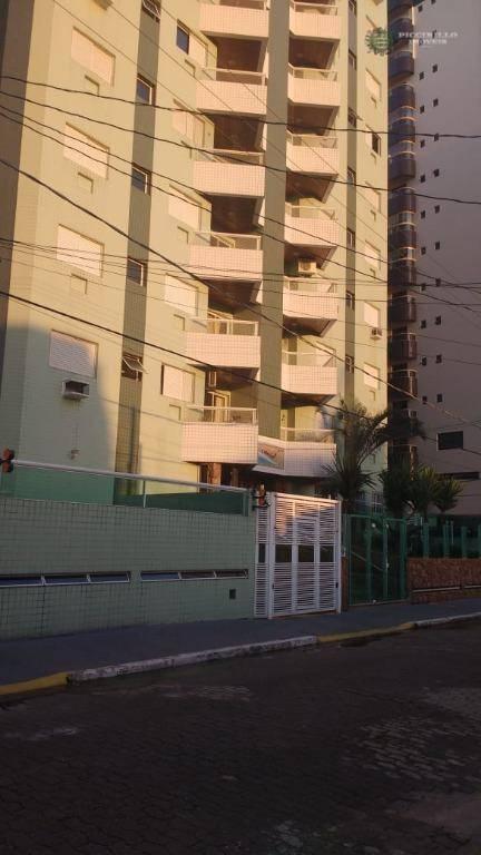 Apartamento 2 Dormitórios, Aviação, Praia Grande.
