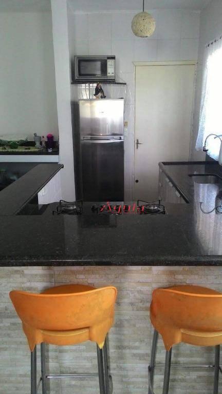 Casa com 2 dormitórios à venda, 83 m² por R$ 340.000 - Balneário Gaivota - Itanhaém/SP