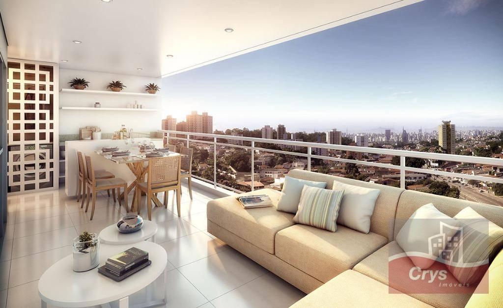 Apartamento com 2 dormitórios à venda, 65 m² por R$ 609.000 - Vila Formosa - São Paulo/SP