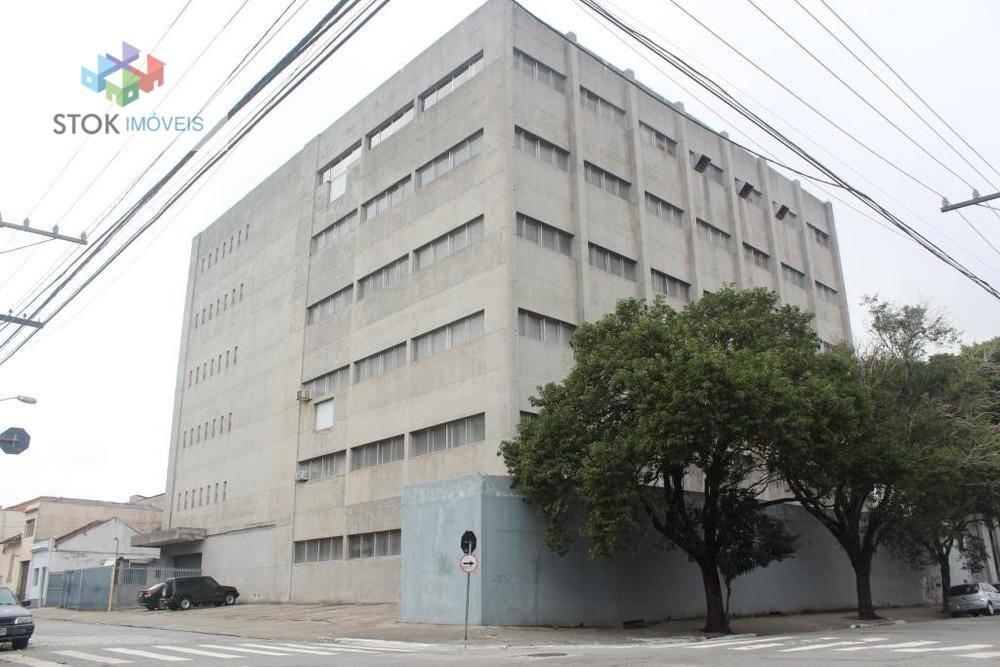 Prédio comercial para locação, Brás, São Paulo.
