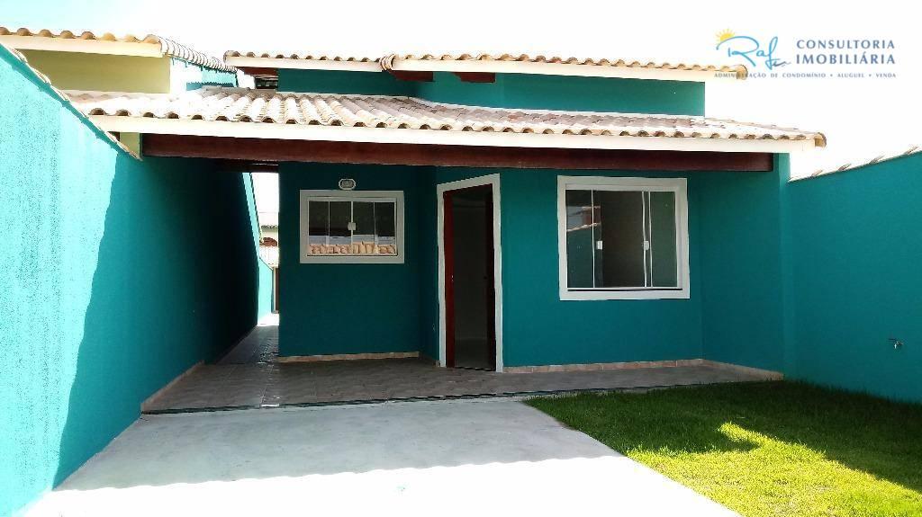 Casa residencial à venda, Jardim Atlântico Leste (Itaipuaçu), Maricá - CA0358.