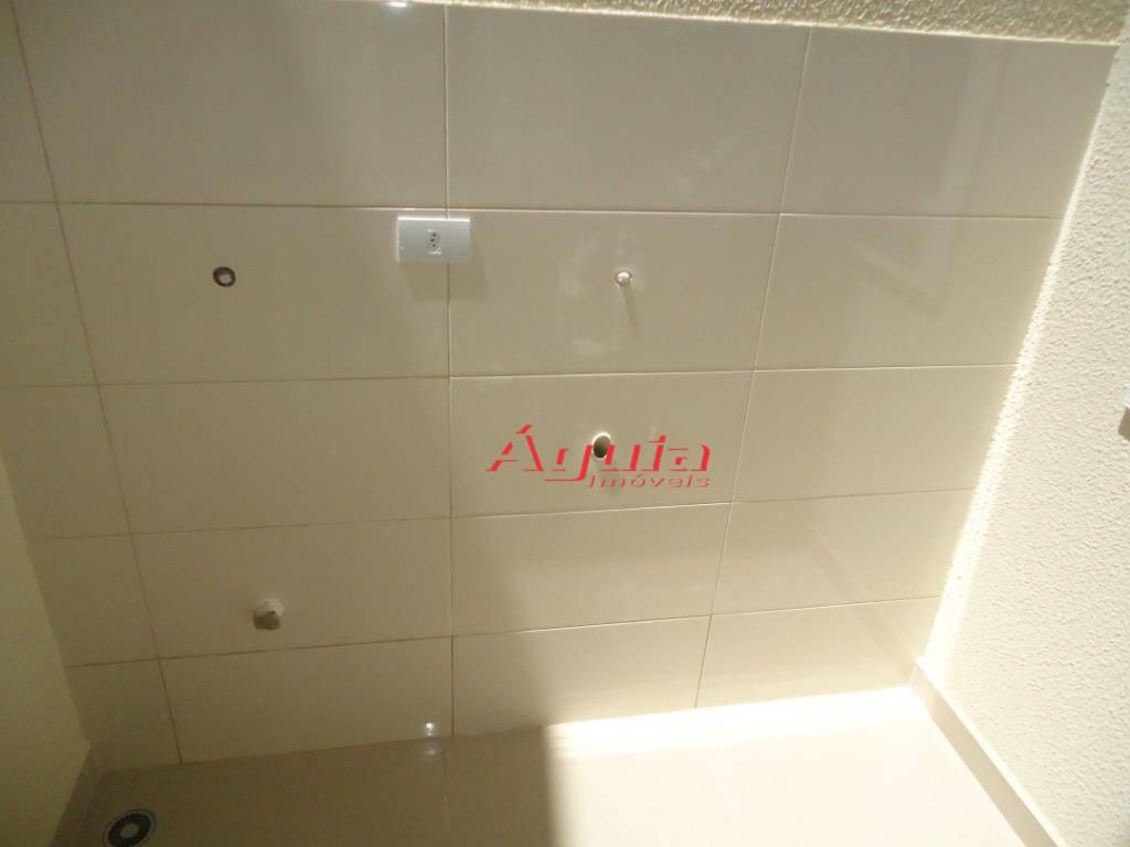 Sobrado residencial à venda, Jardim Santo Alberto, Santo André - CA0329.