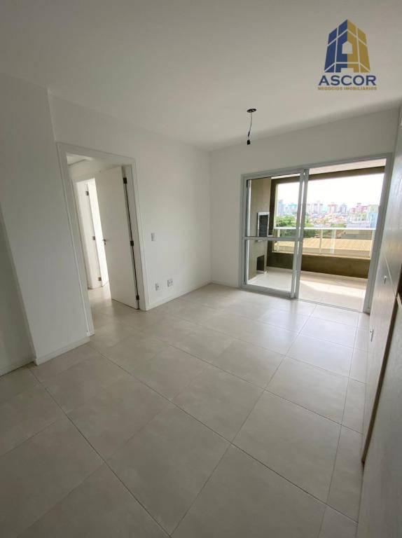 Apartamento para alugar, 69 m² por R$ 2.150,00/mês - Capoeiras - Florianópolis/SC