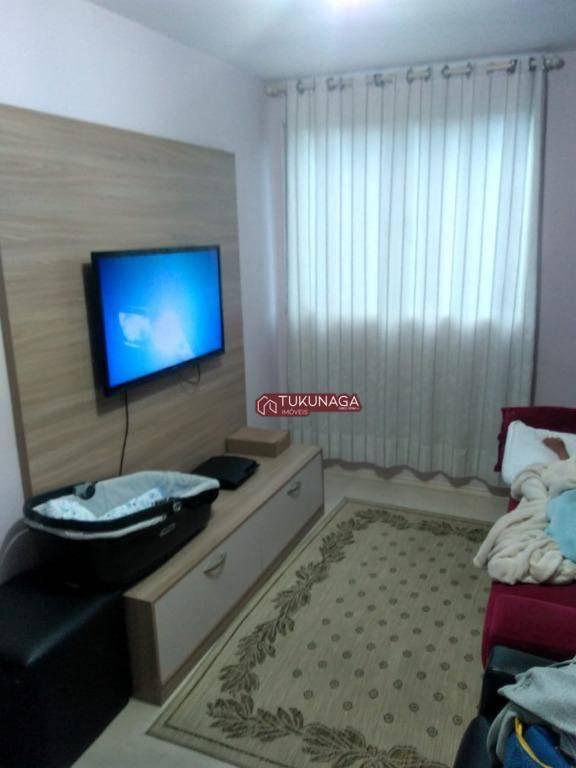Apartamento com 02 dormitórios - Jardim Presidente Dutra - 46 m²