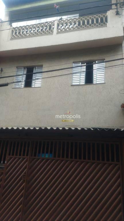 Sobrado à venda, 150 m² por R$ 325.000,00 - Cooperativa - São Bernardo do Campo/SP