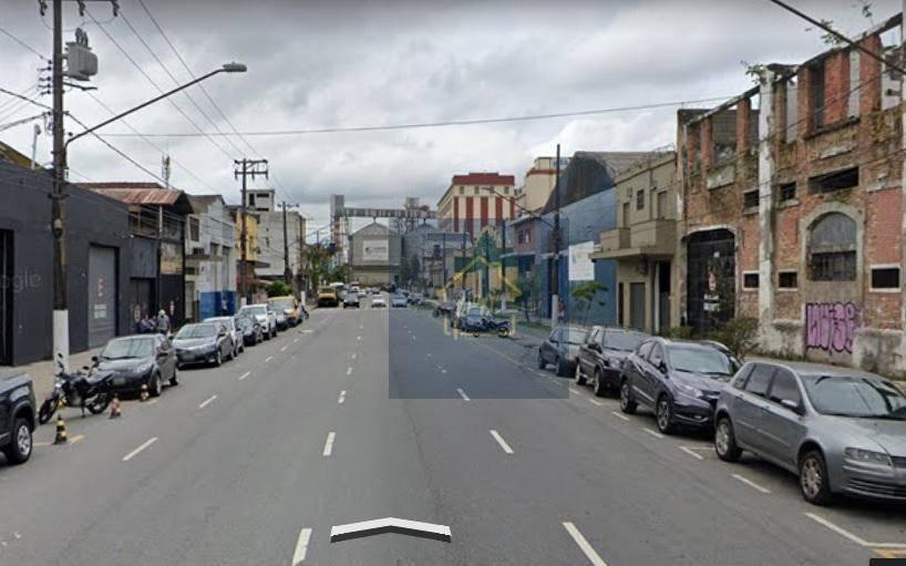 Galpão à venda, 1000 m² por R$ 3.300.000,00 - Centro - Santos/SP