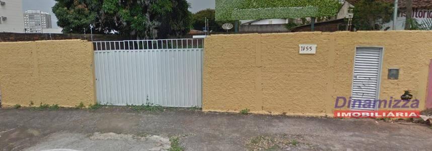 Terreno para alugar, 600 m² por R$ 1.000/mês - Santa Maria - Uberaba/MG